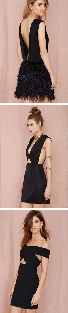 Sexy Cutout Dress. Business Casual Clothes | Work Outfits ♥ Spring Fashion inspiration Women apparel | Women's Clothes | Fashion | Style | Dresses | Outfits | #clothes #shoes #fashion #dresses #women #jeans #shop CollectiveStyles.com