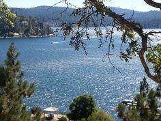 We love our lake - Arrowhead, CA San Bernardino National Forest, Lake Arrowhead, Mountain Vacations, California Love, Habitats, Cabin, Memories, Spaces, World