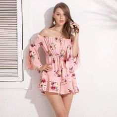 Adalyn Coral Candy Playsuit – Wanderlusting For Life Fashion Hub, Ethnic Fashion, Asian Fashion, Womens Fashion, Cute Workout Outfits, Velvet Fashion, Gym Style, Moda Fitness, Sexy Shorts