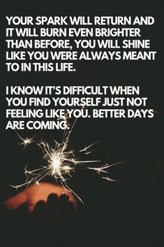 Be proud by how hard you are trying in life and never let anyone destroy that spark you have inside! Better days are coming. #LifeQuotesinspirational #LifeQuotestoliveby #LifeQuotesdeep #LifeQuotesmotivational #LifeQuotespositive #realLifeQuotes #LifeQuot