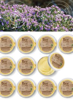 BeeCORE by Stathakis Family Natural Beeswax