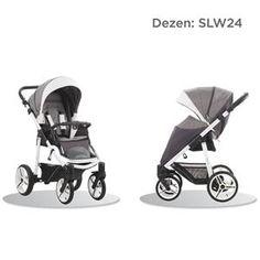 Bebetto Nico S-line kolica za bebe, dezen SLW24