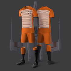 Star Wars Soccer Kits: Luke Skywalker by iwanttoworkfornike on Instagram