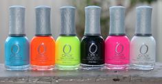 ORLY Feel The Vibe Collection. Click through to see the nail swatches!