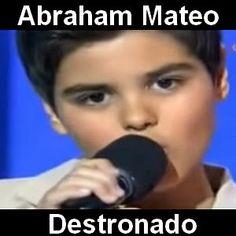 Acordes D Canciones: Abraham Mateo - Destronado