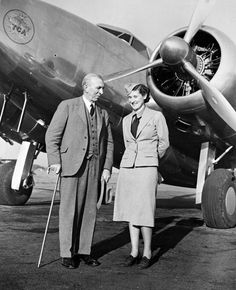 The first stewardess in Canadian airline history was Lucile Garner Grant (right) who joined Trans Canada Airlines on July 1, 1938. On top of her traditional duties Mrs. Grant also designed the stewardess uniforms, monitored weather patterns, and planned the menu for transcontinental flights.