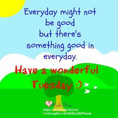 Happy Tuesday <3 It's not Tuesday, but I hope you have a Wonderful Day. <3
