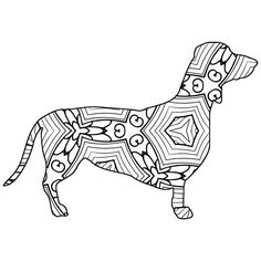 Do you know what today is? Well August 2 is NATIONAL COLORING BOOK DAY and guess what…we had a Coloring Book made especially for our readers! 30 FREE Coloring Pages …A Geometric Animal Coloring Book Just For YOU!!!! We have listed each page and you can download them by just clicking the link below them! …