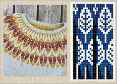 Fair Isle Knitting Patterns, Knitting Machine Patterns, Knitting Charts, Knitting Stitches, Knit Patterns, Knitting Projects, Crochet Projects, Knit Crochet, Couture