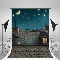 5x7ft150x220cm No Wrinkles Background Fundo Night Sky Roof Width Background Photographic Studio Background Seamless Washable Baby Background Natural Backdrop Brick Photography Backdrop Children Background Birthday Backdrop Online with $156.12/Piece on Fanny08's Store   DHgate.com