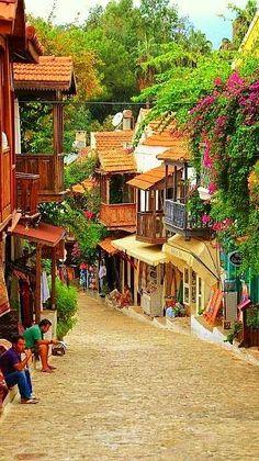 Kaş TURKEY