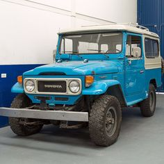 New Project 1982 Toyota Land Cruiser FJ43 Sky Blue #fjco1982skyblue #toyota #landcruiser #fj43forsale #fj40 #fjcompany