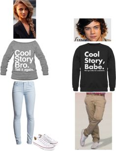 """""""Matching Couple with Harry"""" by squiggleben ❤ liked on Polyvore"""