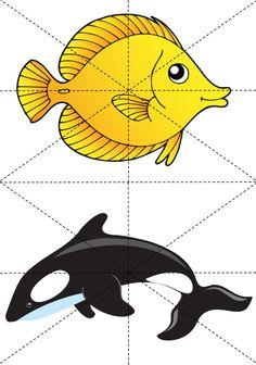 * Puzzel: Vissen! 2-9