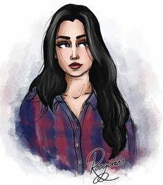 Resultado de imagen para Lauren Jauregui drawings