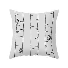 Birch Tree Pillow Co