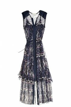 Evoke true bohemian spirit in this navy, indigo blue and fuchsia Duca Snake Patchwork Maxi Dress.add it to the 'wish list'. Spring Fashion Outfits, Boho Fashion, Fashion Design, Classic Outfits, Cute Outfits, Classic Clothes, Style Clothes, Weekend Wear, Passion For Fashion