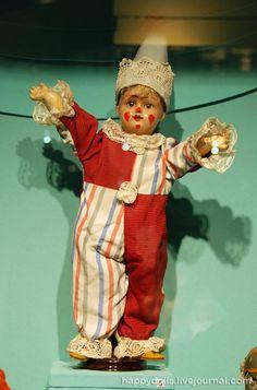 """Выставка """"Волшебство старинной игрушки"""" - коллекция Сергея Романова в Коломенском - Журнал о старинных куклах"""