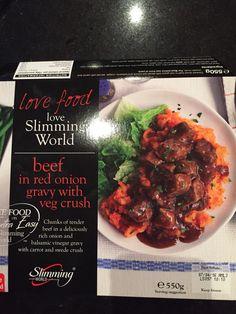 Very tasty! My favourite so far. Slimming World Beef, Slimming World Recipes, Balsamic Vinegar, Love Food, Carrots, Tasty, Carrot