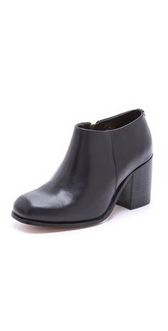 H by Hudson Bangle Zip Booties