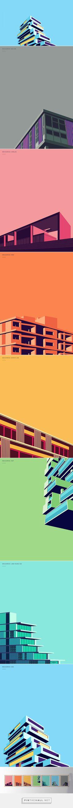 Zarvos - Architecture Posters