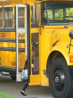 A Letter to the School Bus Driver On the First Day of Kindergarten