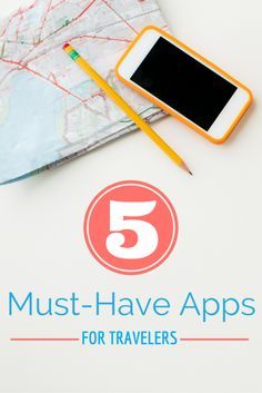 Smartphones are the best tool a traveler has and should be utilized to their fullest extent! | 5 Must Have Apps for Travelers | Postgrad & Postcards