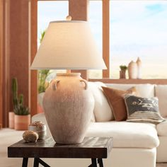 Southwestern Table Lamps, Southwestern Style, Living Room Decor, Living Spaces, Bedroom Decor, Large Table Lamps, Colors For Dark Skin, Home Staging, Home Accents