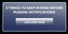 5 Tips to utilize Push Notifications of mobile shopping app