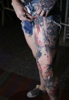 International Tattoo Expo 2015 in Venezuela » Design You Trust. Design, Culture & Society.