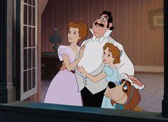 Você teve Sr. Darling no Quiz Qual pai da Disney é o seu? |