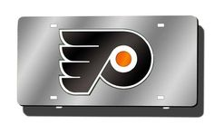 NHL Philadelphia Flyers Laser Tag (Silver) by Rico. Save 29 Off!. $17.84. Let your team colors shine with this acrylic laser-cut auto tag.