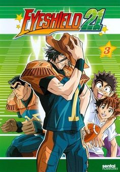 Eyeshield 21: Collection 3 [2 Discs] [DVD]