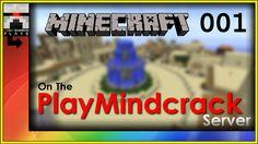 Ω Minecraft on the PlayMindcrack Server 001 [HD] - Let's Play with OmegaRainbow and Morgwen :D