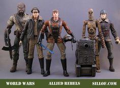 Sillof's World Wars - Star Wars re-imagined