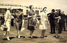 1950'lerin kadınları #istanlook