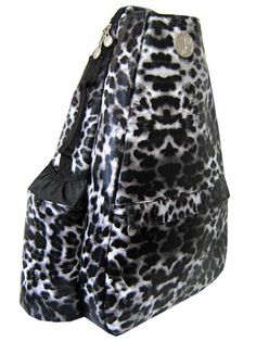 Peppered Pelt Small Sling, also available in the Convertible style! Found at Life Is Tennis!
