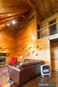 Superieur Ellijay Cabin Review: Cliffhanger Cabin On Fort Mountain, Wilderness View  Cabins