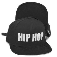 Flat Fitty Hip Hop Strapback