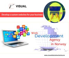 We are one of the top creative Website Development Agency in Norway. Our aim is to develop custom websites for your business according to your requirements. We are capable to take your business to the next level. For more, explore us online or and you can call us on 47-92483090. Web Development Agency, Web Design, Norway, Digital Marketing, Explore, Website, Business, Creative, Top