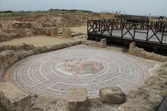 The Ancient Greek Mosaics of Paphos  -paphos-mosaic-5