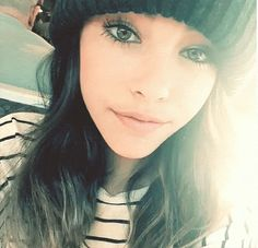 A Wink Madison Beer Gif