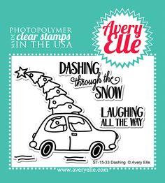 Dashing Stamp Set