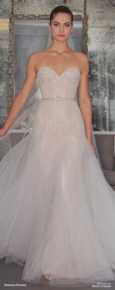 Romona Keveza Fall 2016 Wedding Dress