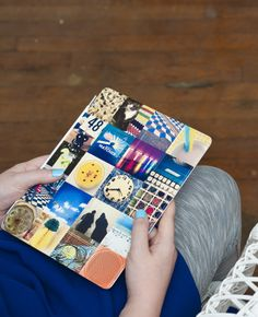 @Sticky9 make your Instagrams into cool iPad covers! #Pinandwin for your chance to win great prizes each month.