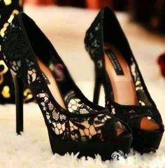 gah, I love these heels