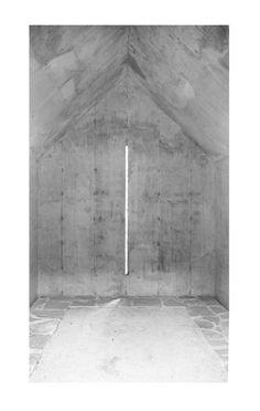 CHRISTIAN KEREZ // Oberrealta Chapel Grisons, Switzerland 1992-1993