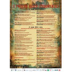 W ostatnich dwóch latach współpracowaliśmy z Poznańską Gminą Żydowską oraz Urzędem Miasta Poznania przy opracowaniu plakatów, ulotek i zaproszeń na obchody 65 i 66 rocznicy powstania Państwa Izrael oraz obchodów święta ulicy Żydowskiej.  In the last 2 years I've been working with Jewish community in Poznan, Poland preparing posters, flyers and invitations for the 65th & 66th anniversary of Israel and anniversary of Jewish Street in Poznan.