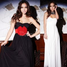 New Women Summer Sexy Off Shoulder Party Maxi Full-length Nets Yarn Tube Dress