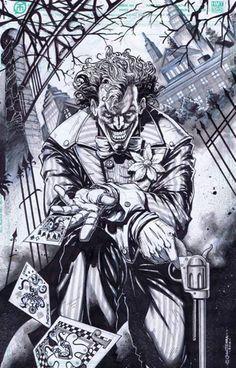 Bienvenue à toutes et tous sur cette 97ème sélection des DC Fan Arts assez orientée sur le Chevalier Noir puisqu'aujourd'hui nous fêtons ses 75 ans. Vous n